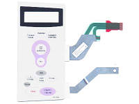 Сенсорная панель управления для СВЧ печи Samsung M1736NR код DE34-00193E