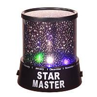Детский светильник ночное небо на батарейках Стар Мастер Star Master 130304