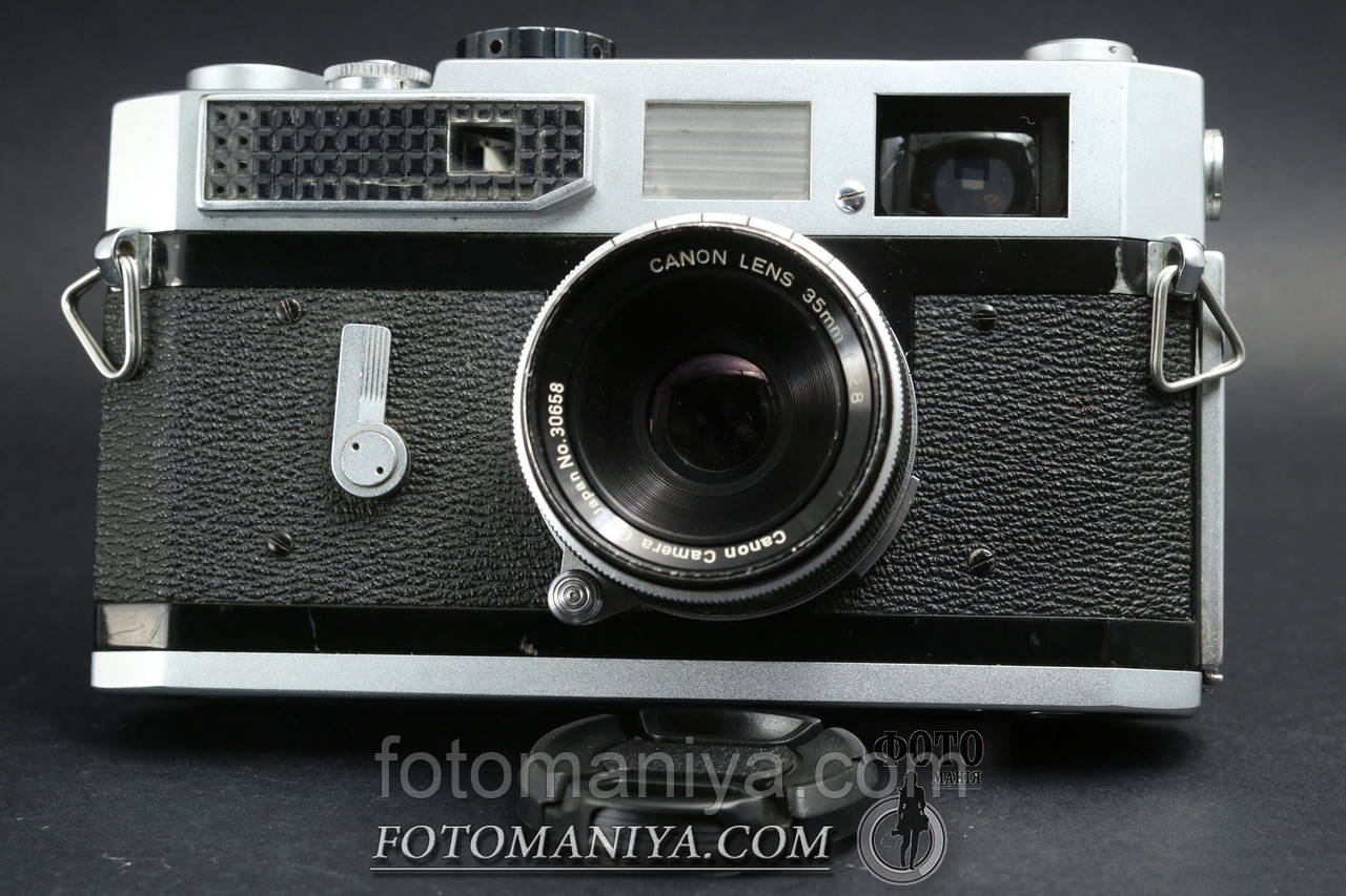 Canon Model 7 kit Canon 35mm f2.8