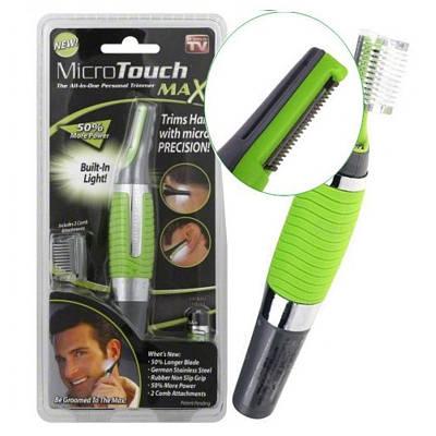 Триммер универсальный мужской для носа и ушей Micro Touch Max 130339
