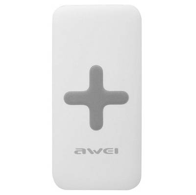 Портативная батарея Awei P98K 8000mAh белый 179231