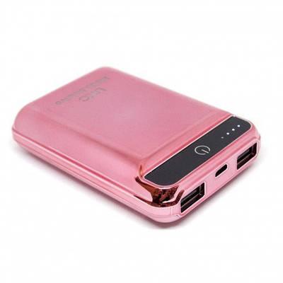 Портативная батарея Power Bank Z087 10400mah розовый 179255