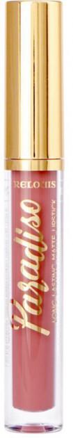 Рідка помада для губ матова стійка Relouis Paradiso № 07 Honymoon 3,5 м