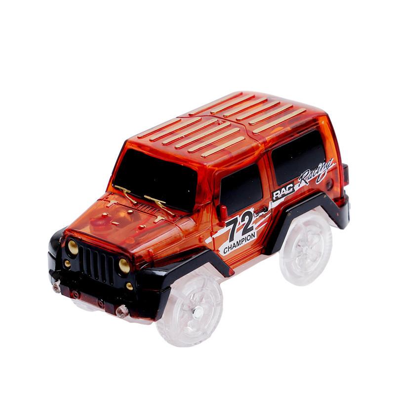 Машинка на 3 лед Гелентваген к светящемуся треку Magic Tracks 130079