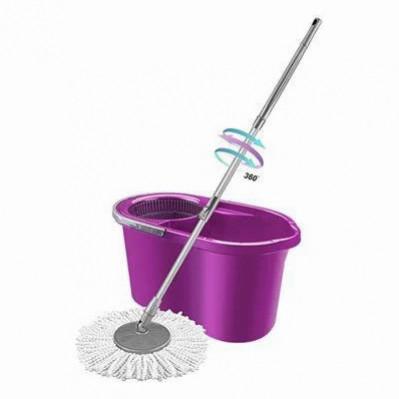 Турбо Швабра с Ведром Spin Mop 360 Фиолетовая 154650