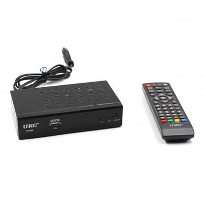 Тюнер DVB-T2 U006 Metal с поддержкой wifi адаптера 180563