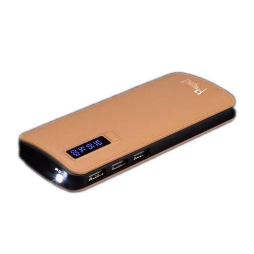 Портативная зарядка фонарик Smart Tech 18000 mAh PowerBank Коричневый 183066