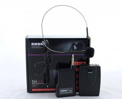 Микрофон DM SH 100C wm-707 безпроводная гарнитура 170969