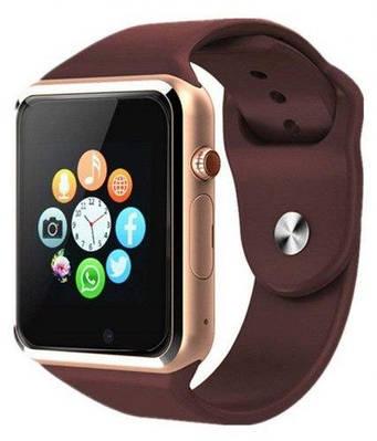 Умные смарт часы A1 Smart Watch Золото 183042