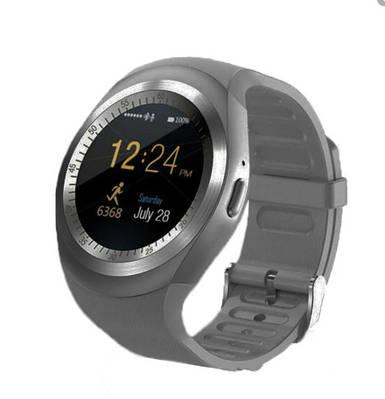 Умные часы Smart Watch Y1 Серебро 182400