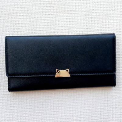 Женский клатч кошелек портмоне Ketty Черный 130411