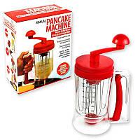 Универсальный ручной миксер с дозатором Pancake Machine 149995