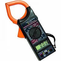 Мультиметр Digital DT 266 FT Clamp Meter цифровой тестр вольтиметр 179279, фото 1