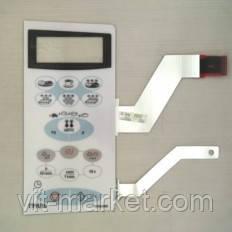 Сенсорная панель управления для СВЧ печи Samsung CE2638NR код DE34-00132A