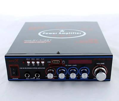 Усилитель Amp AV 316 BT 179714
