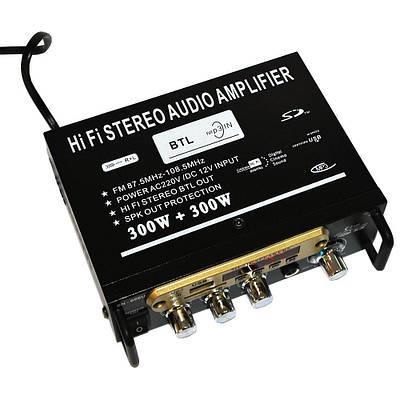 Усилитель звука Amp 666 BT 183463