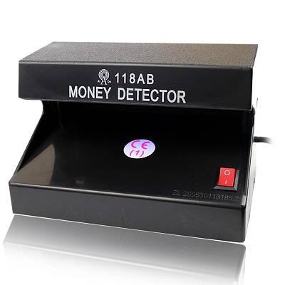 Портативный ультрафиолетовый детектор валют 118АВ