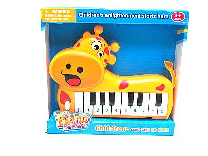 Піаніно у вигляді тварини в коробці (889-2-4-5-6)