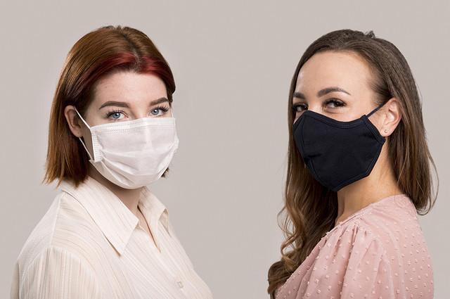 одноразова або багаторазова маска