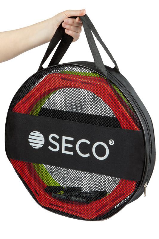 Набор тренировочных колец 40 см SECO 8 шт