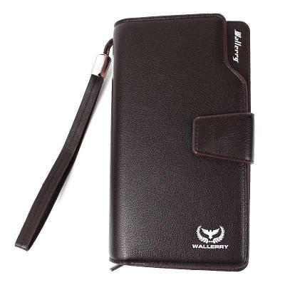 Мужской клатч Wallerry Business Baellerry Business коричневый 138980