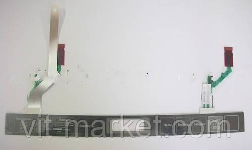 Сенсорная панель управления для СВЧ печи Samsung MR85R код DE34-00194H