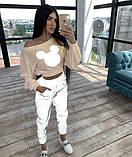 Костюмы двойка со светоотражающими штанами, фото 2