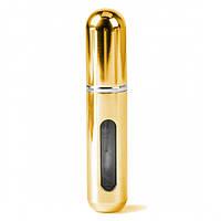 Флакон для парфумів Золотий 182314