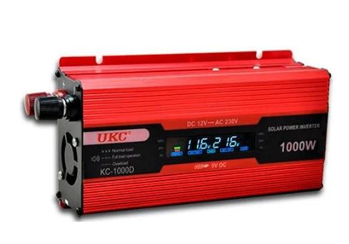 Преобразователь AC/DC kc-1000D Ukc 1000W 12V Lcd 179666