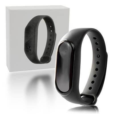 Фитнес браслет Smart Watch Mi Band М3 с проводом черный 149543