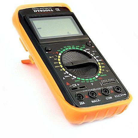 Мультиметр DT 9207A 179286