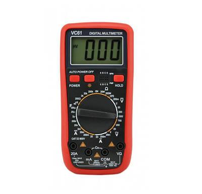 Мультиметр DT VC 61 179867