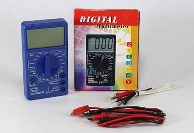 Мультиметр цифровой тестр вольтиметр  DT 700C 179281