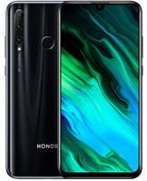 "Смартфон Huawei Honor 20e 4/64 Black Global, 20+8+2/8Мп, 6.2"" IPS, 2sim, 4G, 3400мАһ, Kirin 710F"