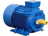 Электродвигатель трехфазный АИР 71 А2 (0,75 кВт/3000 об/мин) 220/380В крепление В3 (1081), В35 (2081)