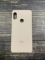"""Чехол Silicon Xiaomi Redmi Note 5 - """"Пудра №19"""""""