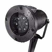 Проектор лазерный Star Shower White Snowflake WP1 154131