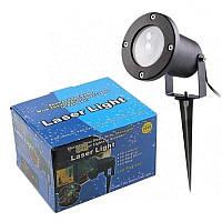 Проектор лазерный уличный Laser light без пульта 130167