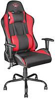 Компьютерное кресло для геймера Trust GXT 707R Resto red (22692), фото 1