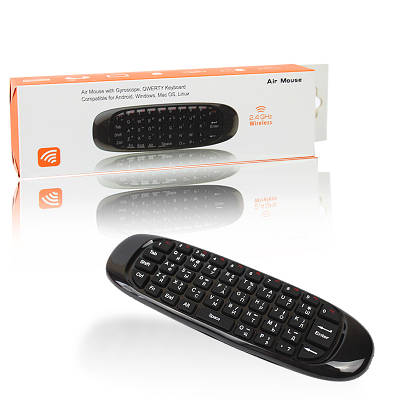 Пульт мышка Air Mouse I8 для Smart TV Air Mouse C120 149870