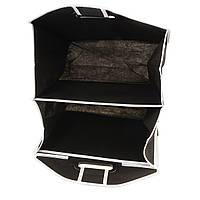 Складной органайзер сумка в багажник авто 3 отсека с ручками (CZ275912)
