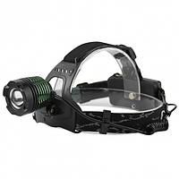 Фонарь налобный светодиодный тактический Bailong Police BL-2189-T6 152624
