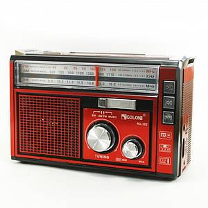 Радио приемник Golon RX 382 183399