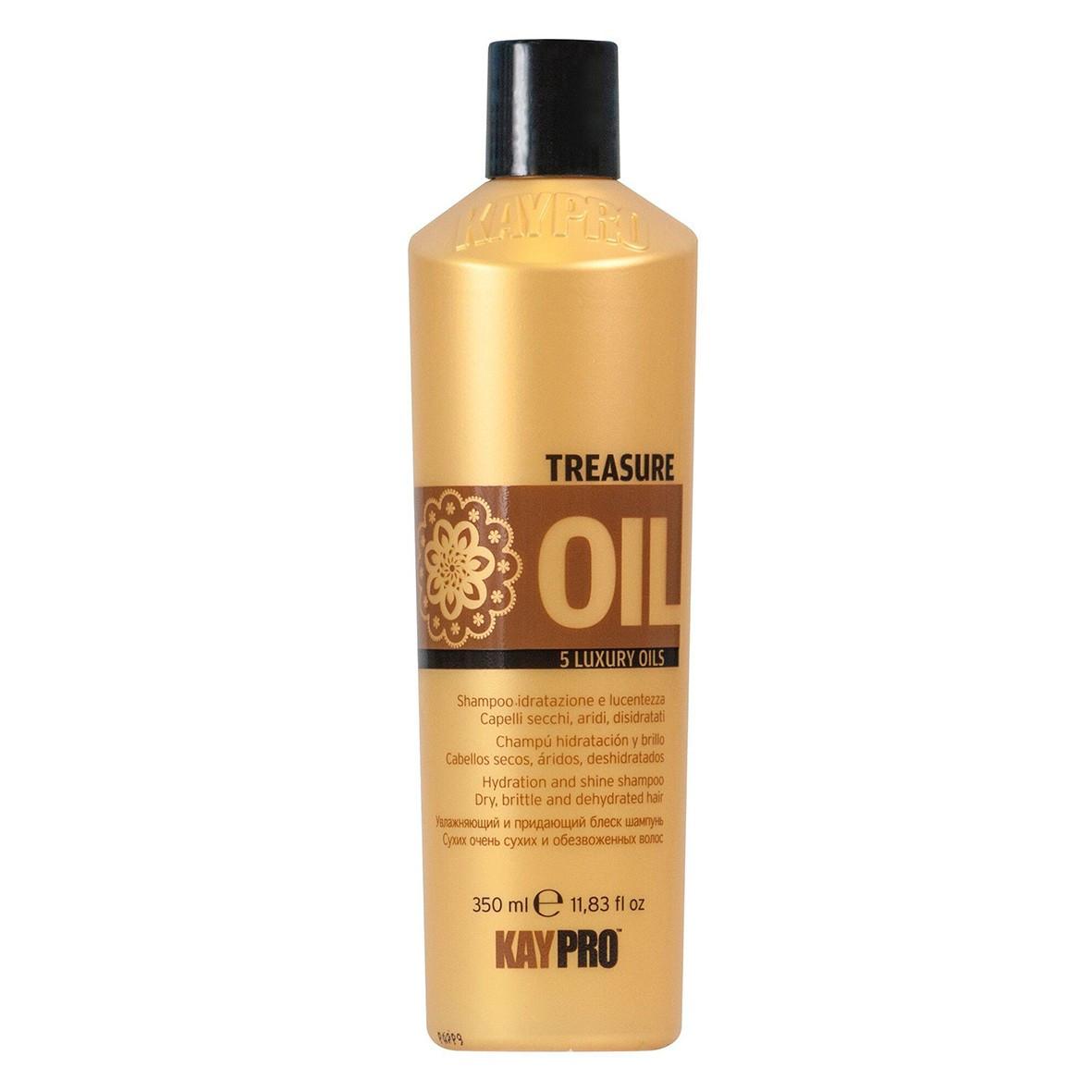 Шампунь Драгоценное масло Kay Pro Treasure Oil 350 мл