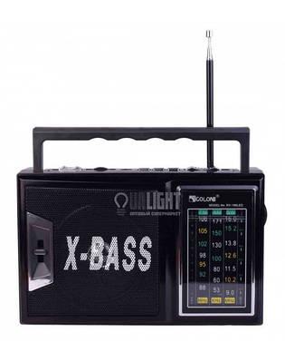 Радиоприемник RX 166 Led 178635