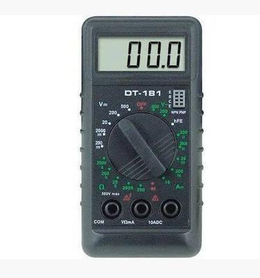 Цифровой мультиметр DT-181 179274