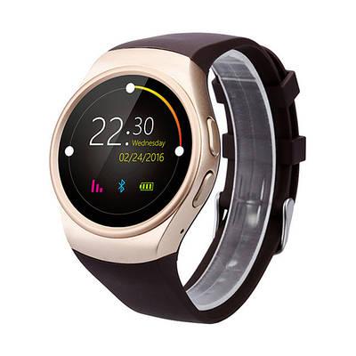 Часы Smart Watch Kingwear KW18 Золотой 179343