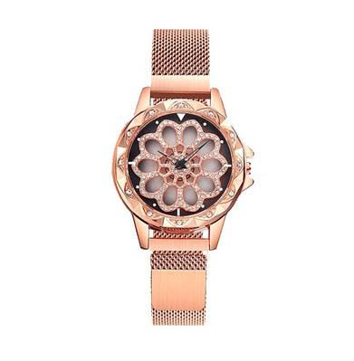 Часы наручные Rotation Watch Золото 152831