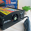 Зарядное устройство для аккумулятора UKC Battery Charger 20A MA-1220A, фото 5