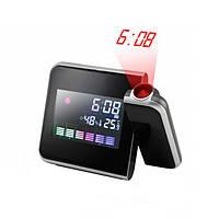 Годинник-метеостанція з проектором часу Screen Calendar DS-8190 ЕР0097 152896